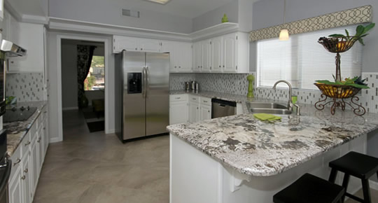 Kitchen Cabinet Painting Contractor Chandler AZ - Kitchen cabinet painting contractors